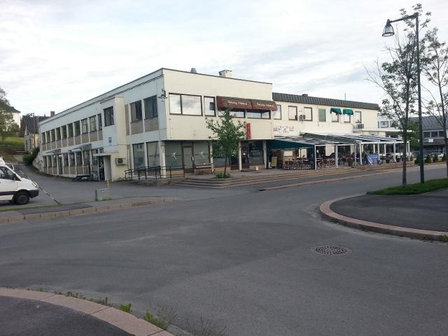 Bilde av Velgården fra Silovegen